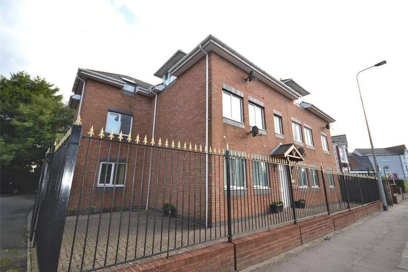 2 Bedrooms Apartment Flat for sale in Chartwell Court, Cowbridge Road East, Canton, Cardiff, CF5