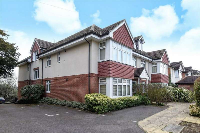2 Bedrooms Flat for sale in Gladstone Place, Portswood, Hampshire