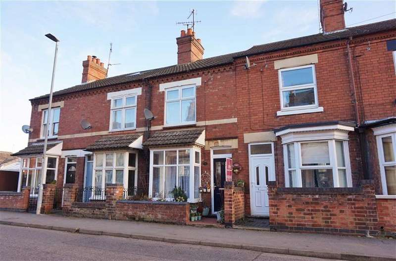 2 Bedrooms Terraced House for sale in Market Harborough
