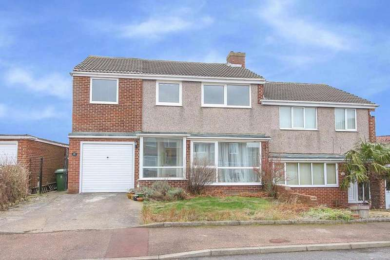 4 Bedrooms House for sale in Hazelwood Close, Eighton Banks