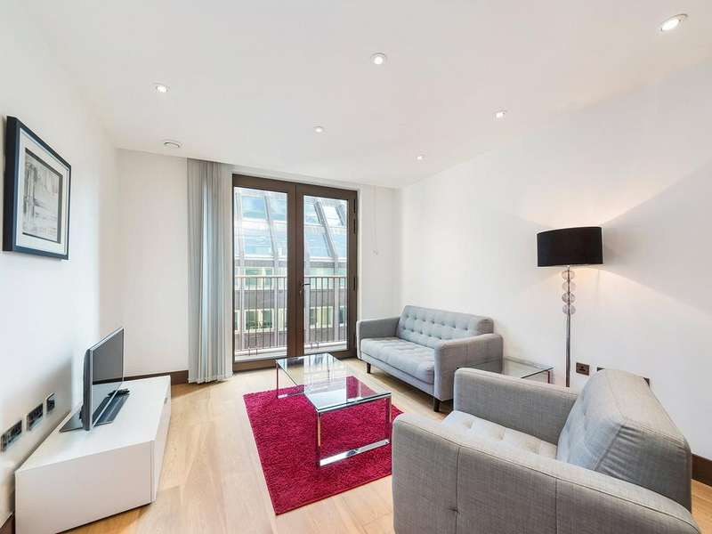 1 Bedroom Apartment Flat for rent in Fetter Lane, City Of London, EC4A