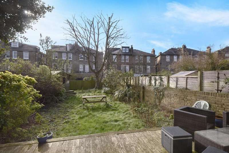 2 Bedrooms Flat for sale in Mill Lane, West Hampstead