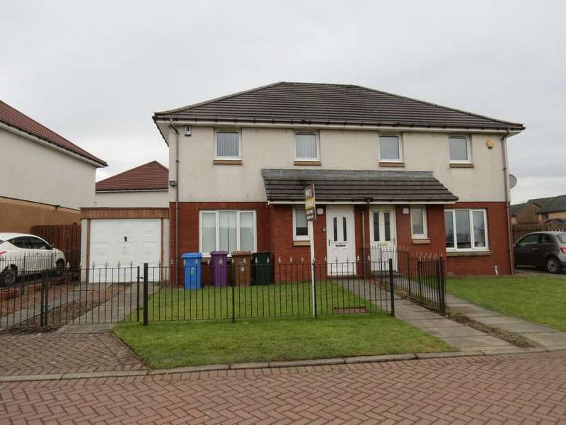 3 Bedrooms Semi Detached House for sale in Overbrae Gdns, Glasgow G15