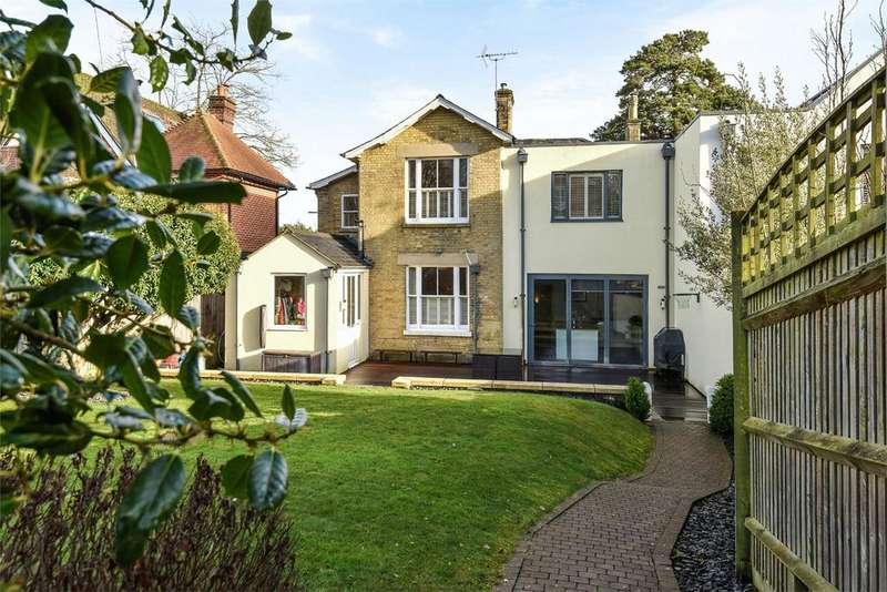 5 Bedrooms Semi Detached House for sale in St Cross, Winchester, Hampshire