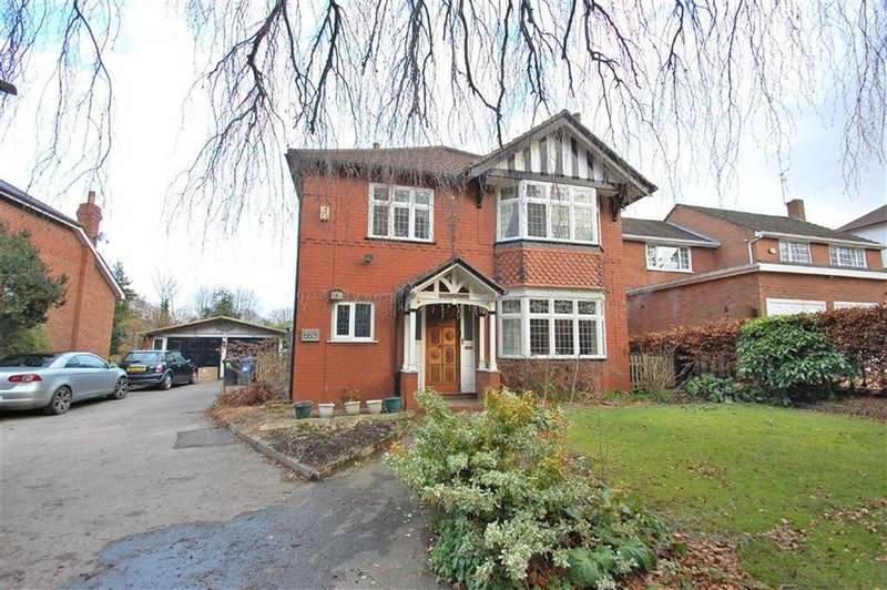 5 Bedrooms Detached House for sale in Bramhall Lane South, Bramhall, Cheshire