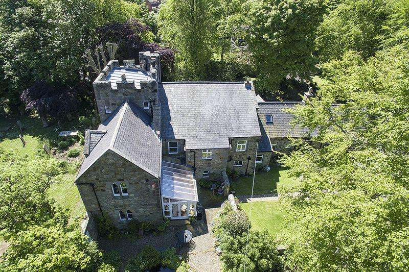 6 Bedrooms Unique Property for sale in Pele House, Middle Road, Shilbottle, Alnwick