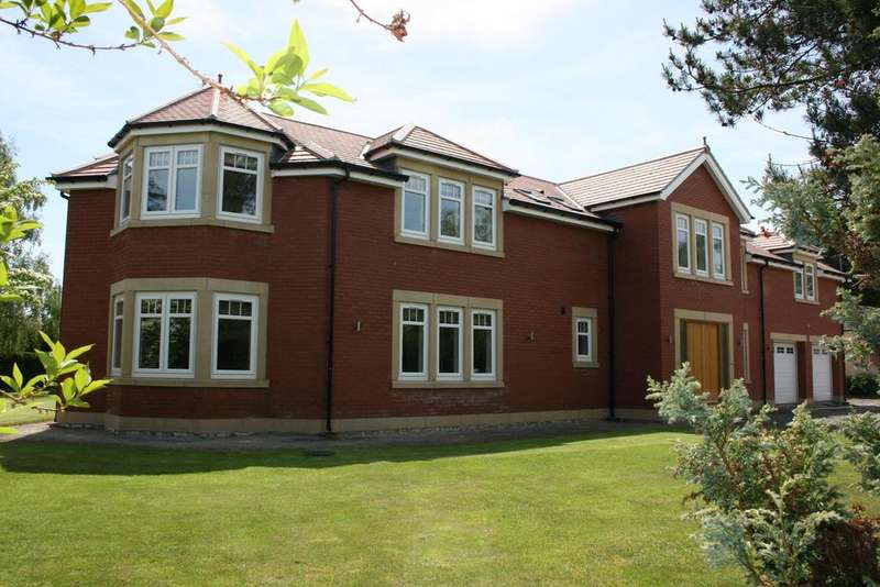 5 Bedrooms Detached House for rent in Middle Drive, Darras Hall, Ponteland, Newcastle upon Tyne, NE20