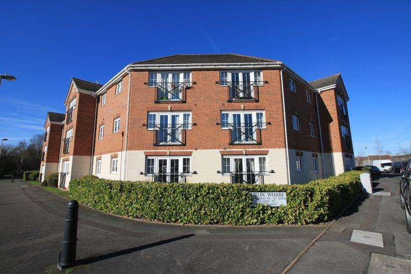 2 Bedrooms Apartment Flat for sale in 129 Purlin Wharf, DUDLEY
