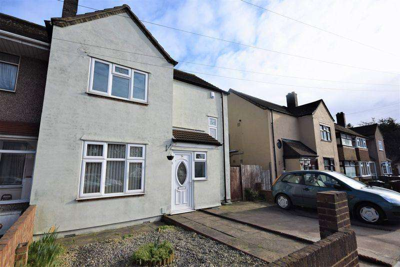 3 Bedrooms Semi Detached House for sale in Shaw Avenue, Barking