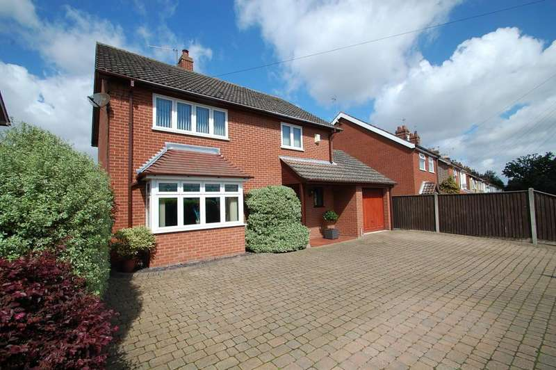 4 Bedrooms Detached House for sale in Norwich Road, Wroxham