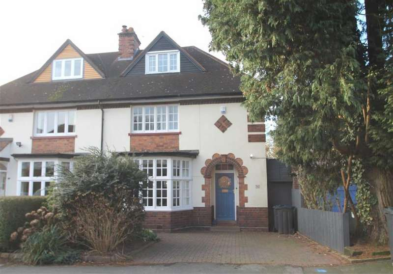 4 Bedrooms House for sale in Wentworth Road, Harborne