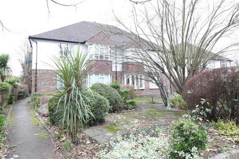2 Bedrooms Maisonette Flat for sale in Eden Hall, 52 Albemarle Road, Beckenham, BR3