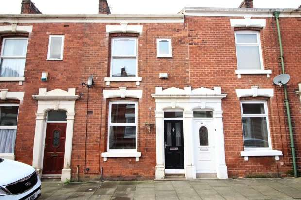 2 Bedrooms Terraced House for sale in Saint Cuthberts Road, Preston, Lancashire, PR1 6LS