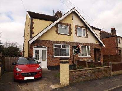 3 Bedrooms Semi Detached House for sale in Fraser Avenue, Penwortham, Preston, Lancashire, PR1