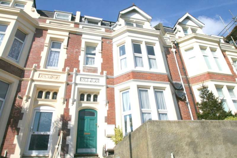 2 Bedrooms Maisonette Flat for sale in Lipson Road, Plymouth