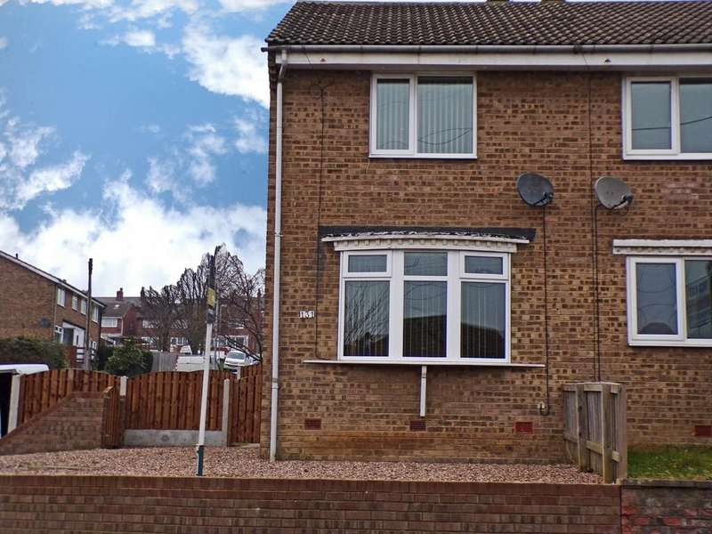 2 Bedrooms Town House for rent in Gainsborough Way, Stanley