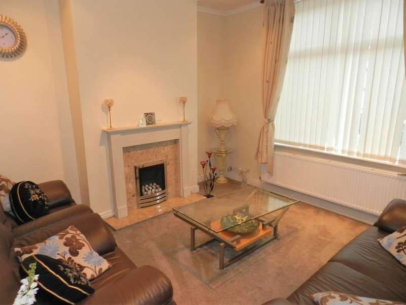 3 Bedrooms Terraced House for sale in Dymock Road, Preston