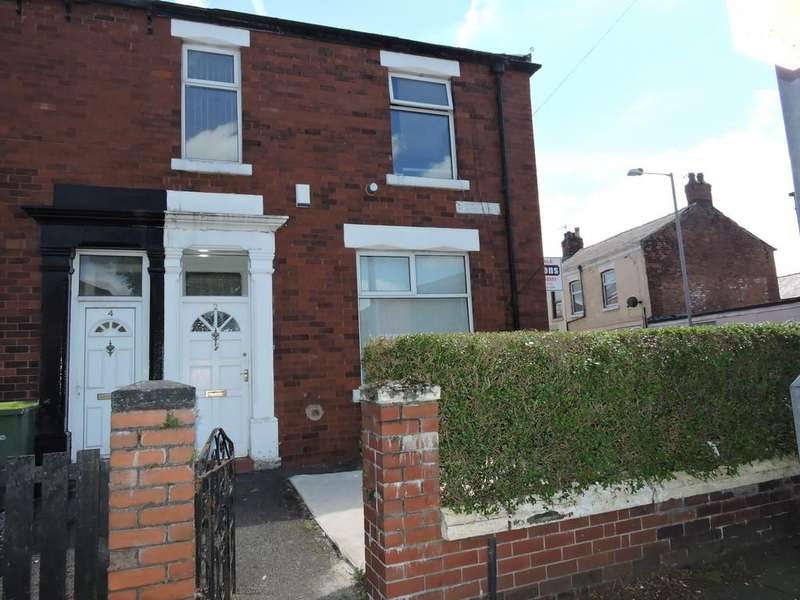 3 Bedrooms End Of Terrace House for sale in Miller Road, Preston