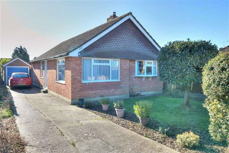 3 Bedrooms Detached Bungalow for sale in Weardale Road, Chandlers Ford, Hampshire