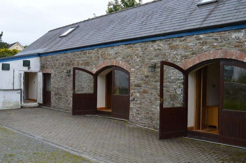 1 Bedroom House for rent in Carmarthen, Hermon