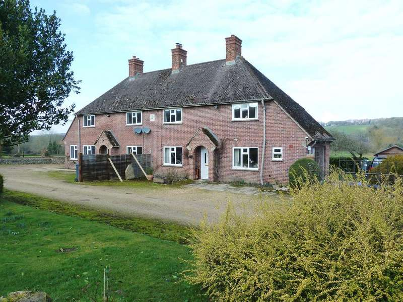 3 Bedrooms Semi Detached House for rent in Stitchcombe, Marlborough, Wiltshire