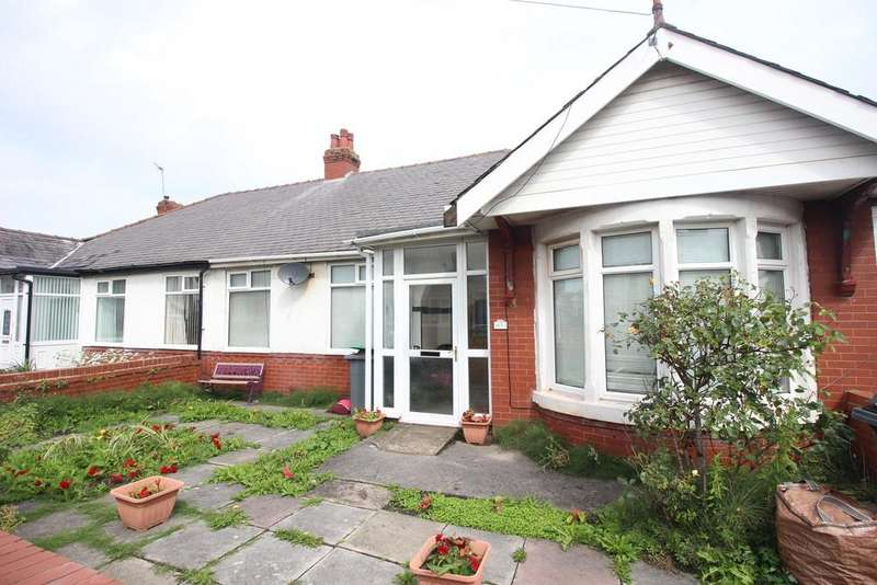 3 Bedrooms Semi Detached Bungalow for sale in Chislehurst Avenue, South Shore
