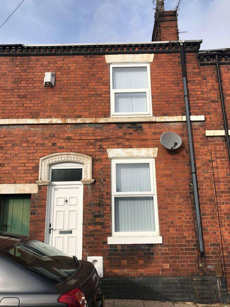 3 Bedrooms End Of Terrace House for rent in Parsonage Street, Tunstall, Stoke-on-Trent ST6