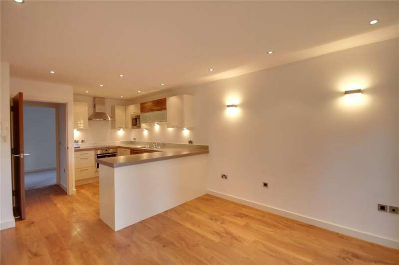 2 Bedrooms Flat for sale in Stephenson House, Yarm