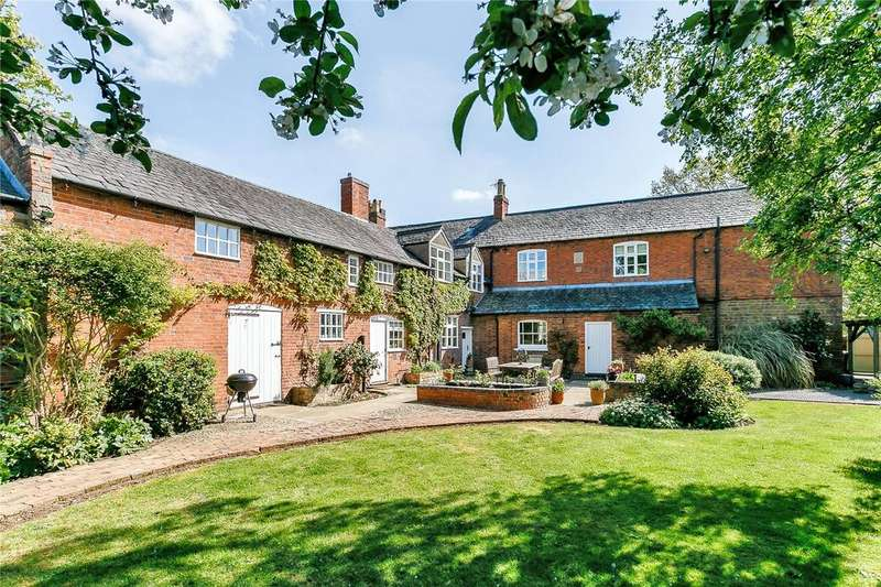5 Bedrooms Detached House for sale in Main Street, Church Langton