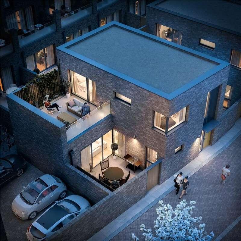 1 Bedroom Flat for sale in Greenwich Millennium Village, London, SE10