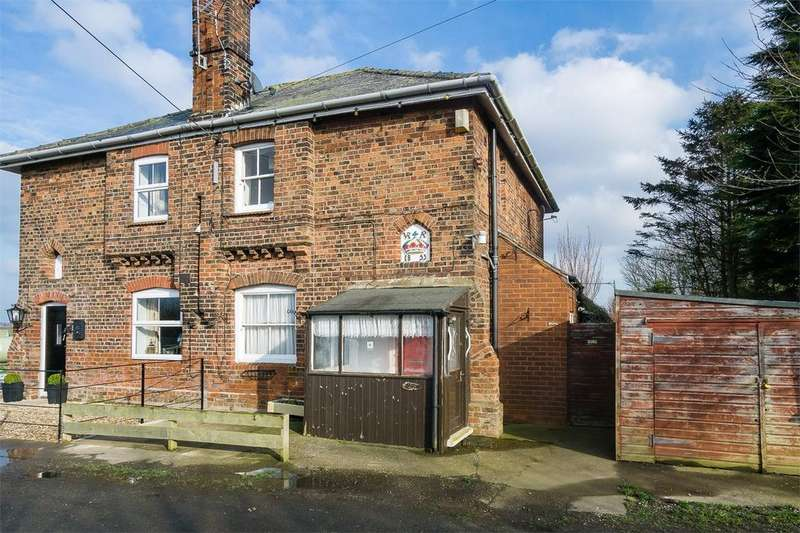 2 Bedrooms Semi Detached House for sale in Channel Road, Sunk Island, East Riding of Yorkshire