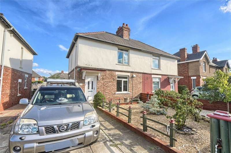3 Bedrooms Semi Detached House for sale in Ullswater Road, Grangefield
