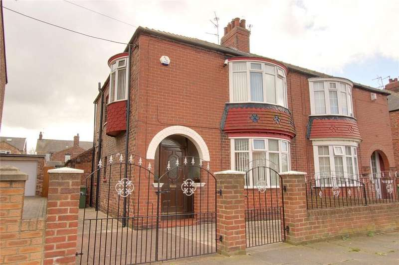 3 Bedrooms Semi Detached House for sale in Beech Grove, South Bank