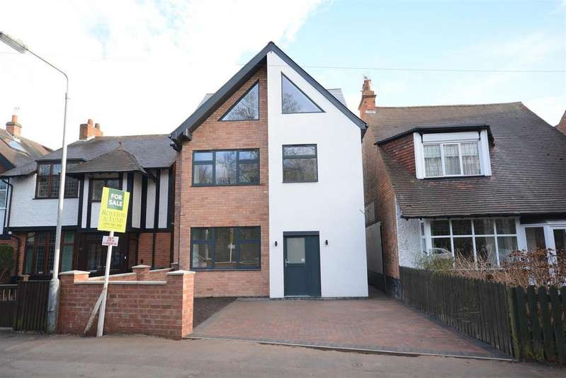 5 Bedrooms Detached House for sale in Albert Road, West Bridgford, Nottingham