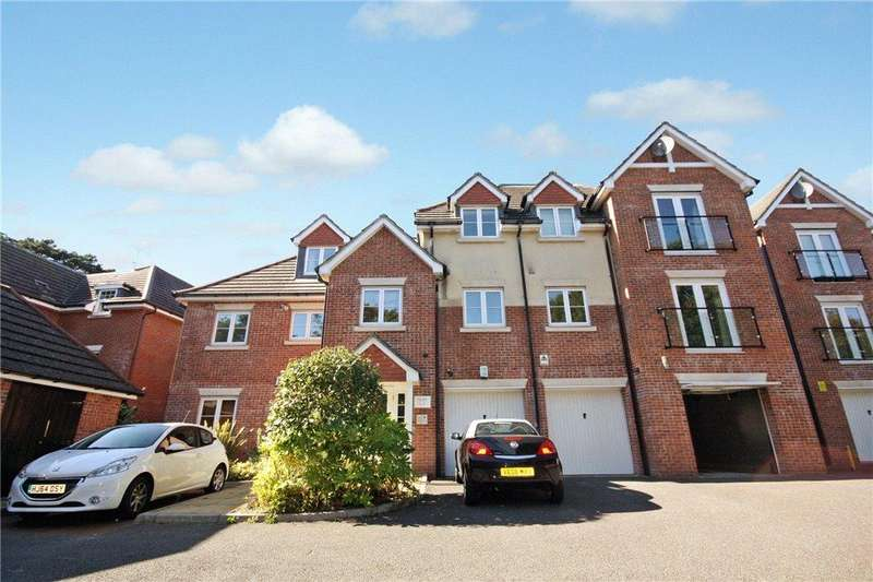 2 Bedrooms Flat for sale in Trinity Gate, 7 Wimborne Road, Bournemouth, Dorset, BH2