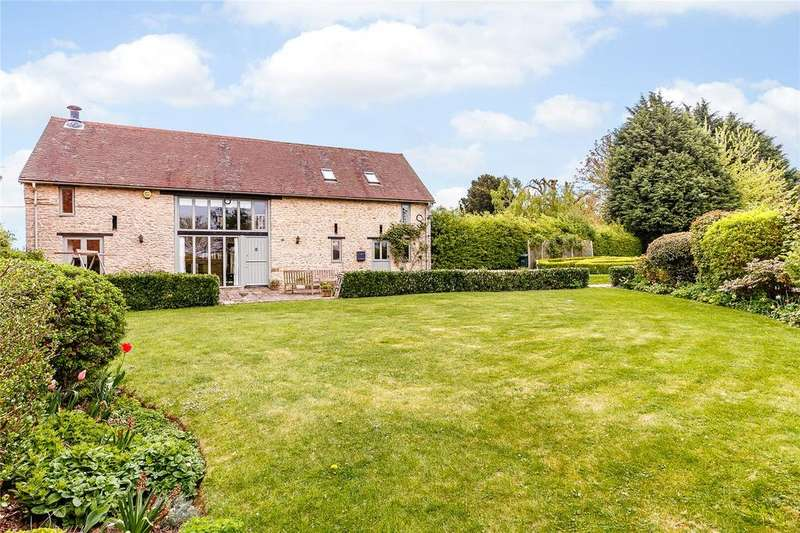 4 Bedrooms Barn Conversion Character Property for sale in Fringford, Bicester, Oxfordshire