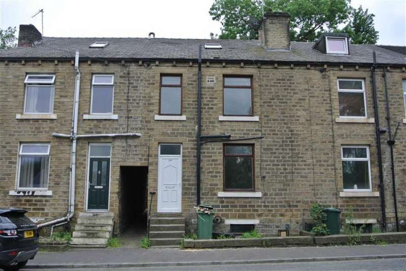 3 Bedrooms Terraced House for sale in Manchester Road, Milnsbridge, Huddersfield, HD4