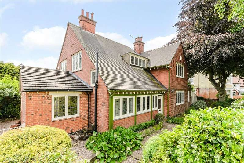 4 Bedrooms Detached House for sale in Egerton Road, Woodthorpe, Nottingham, NG5