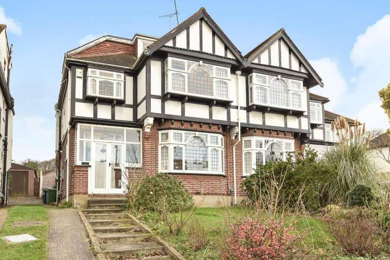 4 Bedrooms Semi Detached House for sale in Sandall Road, Ealing