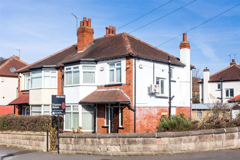 3 Bedrooms Semi Detached House for sale in Well House Road, Leeds, West Yorkshire, LS8