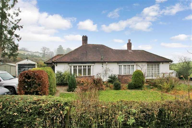 3 Bedrooms Detached Bungalow for sale in Llanymynech