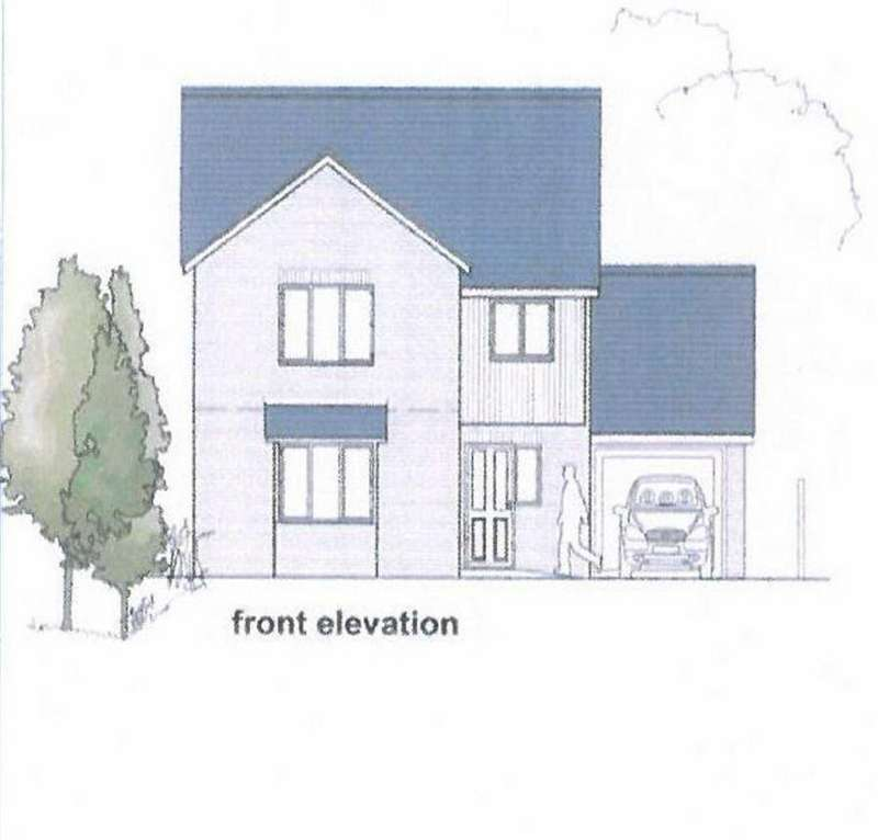 Land Commercial for sale in Adjoining Old Police House, Weston Rhyn