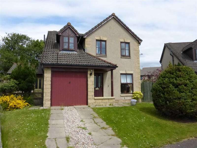 3 Bedrooms Detached House for sale in Innewan Place, Bankfoot, Perthshire