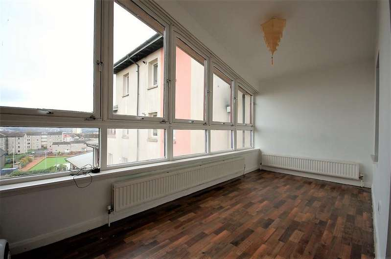2 Bedrooms Apartment Flat for sale in Crown Avenue, Clydebank G81 3BN