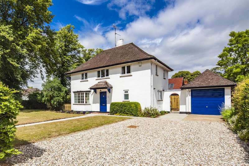 3 Bedrooms Detached House for sale in 1, Holmlea Road, Goring on Thames, RG8