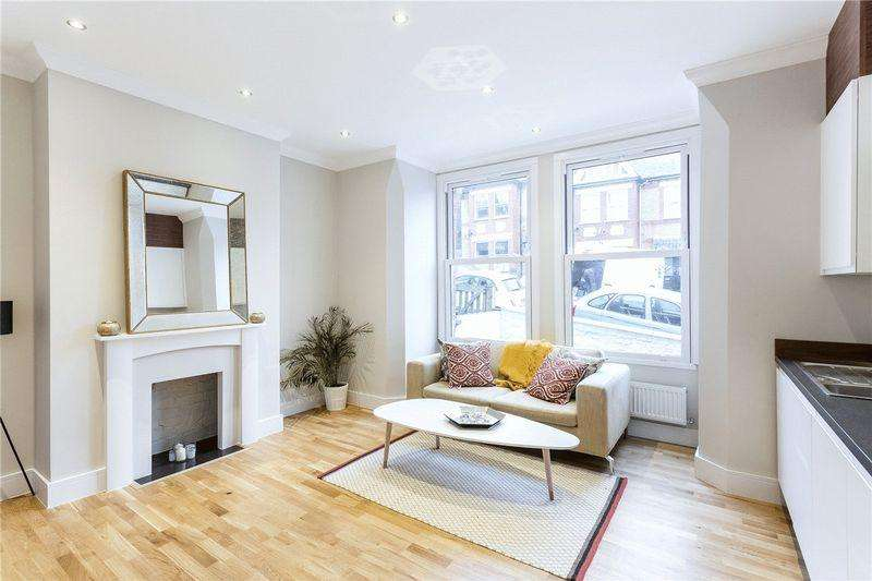 2 Bedrooms Apartment Flat for sale in Uplands Road, Crouch End, N8