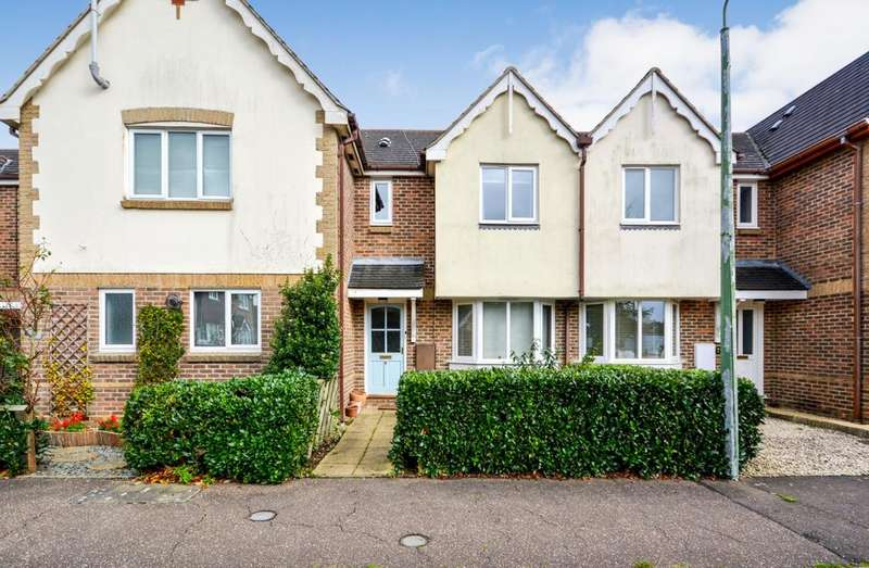 3 Bedrooms Terraced House for sale in Pochard Way, Great Notley, Braintree, Essex, CM77