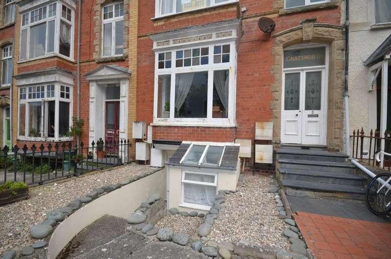 Studio Flat for sale in Cliff Terrace, Aberystwyth