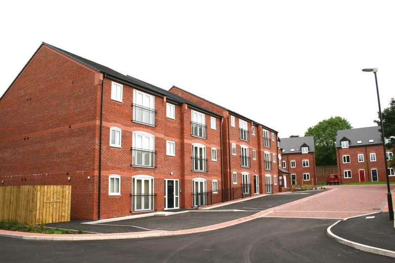 2 Bedrooms Apartment Flat for rent in Fishponds View, Off Richmond Road, Sheffield S13