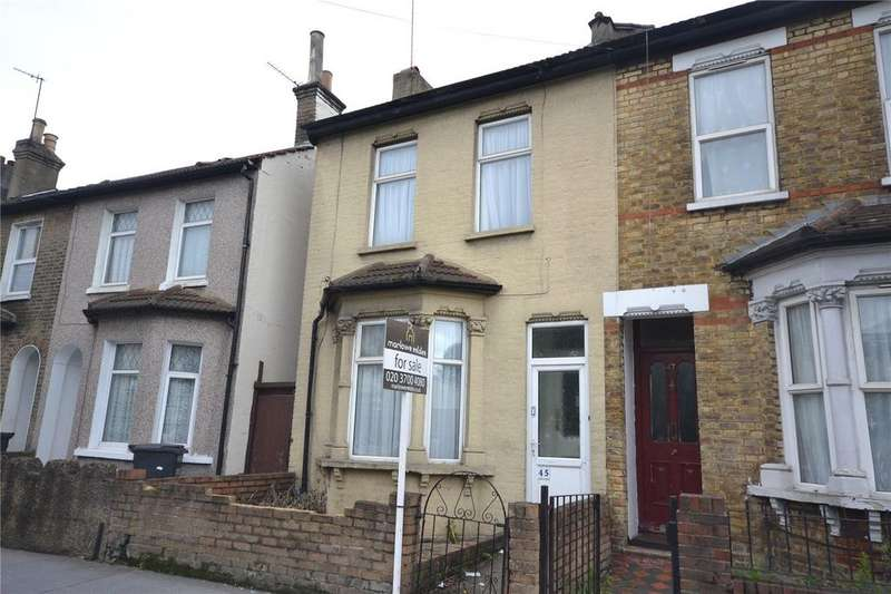 3 Bedrooms Semi Detached House for sale in Derby Road, Croydon, CR0